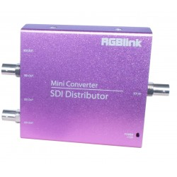 MSP219-2 - Distributeur 1 SDI In/2 SDI Out - RGB Link