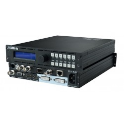 VSP168HD - Scaler CVBS/VGA/HDMI/SDI - 5 Out - RGB Link