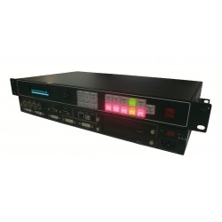 VSP1314 - Seamless Switcher & Scaler - 3 layers - 10 In/3 Out - RGB Link