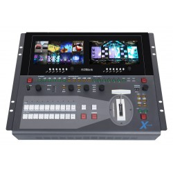 X3LIVE - Console, routeur & scaler, jusqu'à 12 In, 4 Out - RGB Link