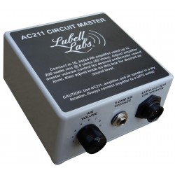 LLAC211C - Interface audio 200W pour un HP Subaquatique - Lubell Labs