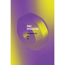 Catalogue BC Speakers 2019