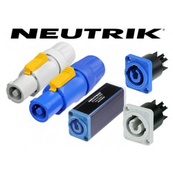 POWERCON 3 Contacts 240V NEUTRIK