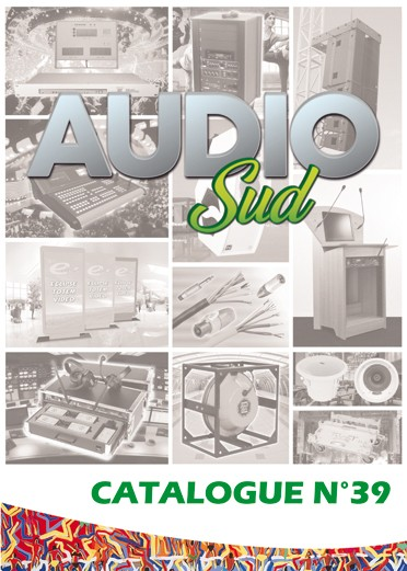 CATALOGUE AUDIOSUD